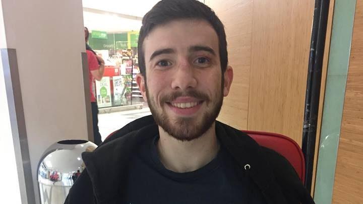 KU biker faces court after horror crash left him in hospital for two weeks with internal bleeding