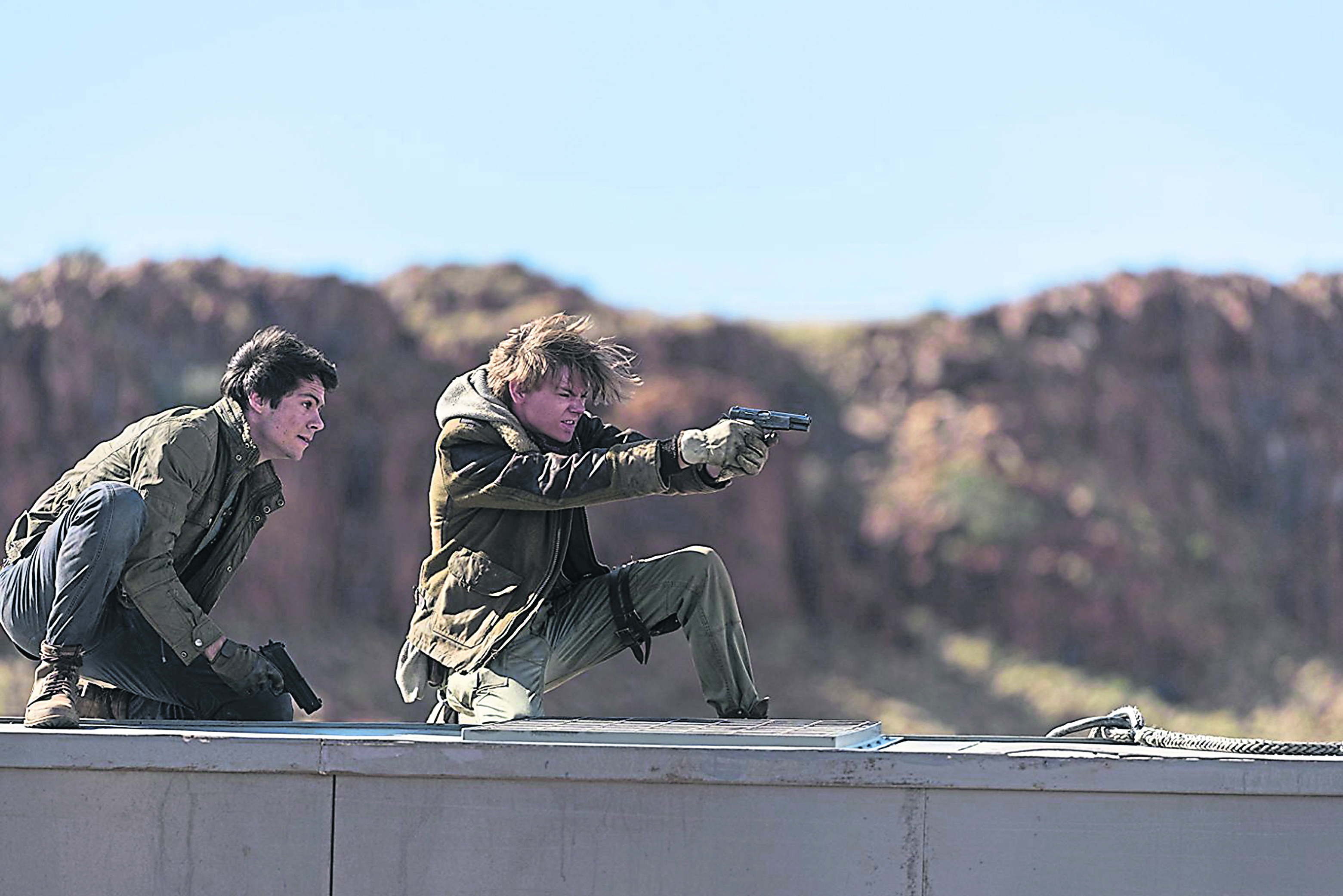 Time to pull the trigger on Maze Runner franchise