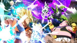 Team combat is coming to Dragon Ball FighterZ