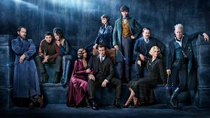 Fantastic Beasts : The Crimes of Grindelwald Cast Photo