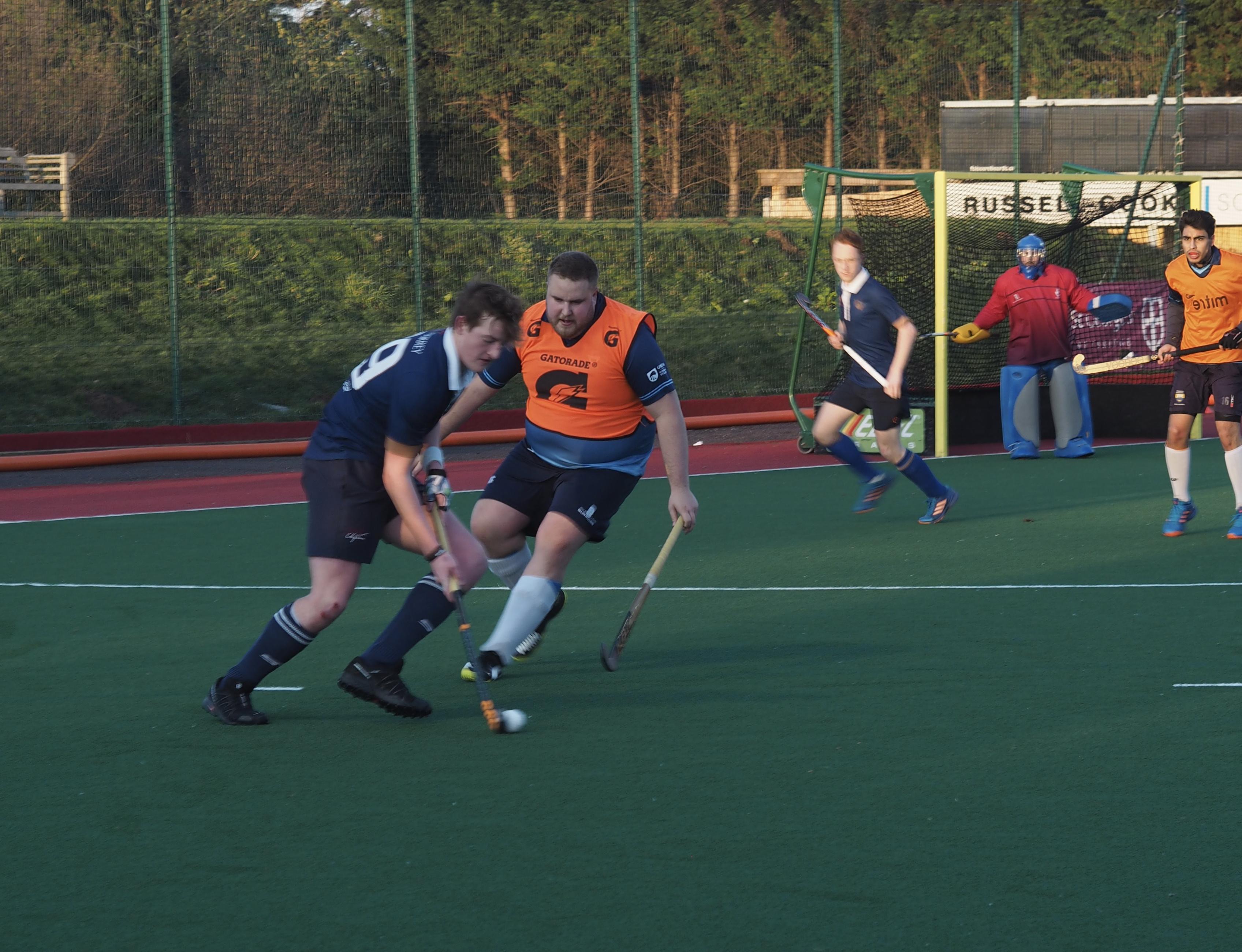 Kingston men's hockey team show massive improvement against BUCS league leader