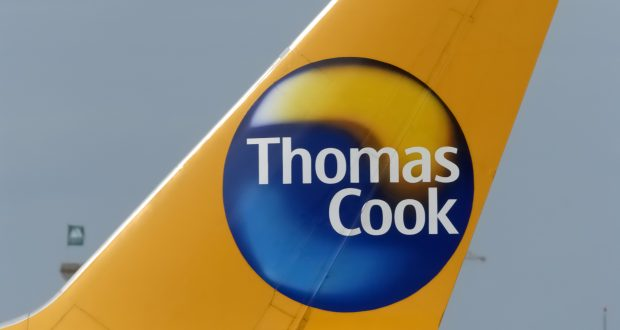 Thomas Cook customers can now pre-book sunbeds Photo: Rex