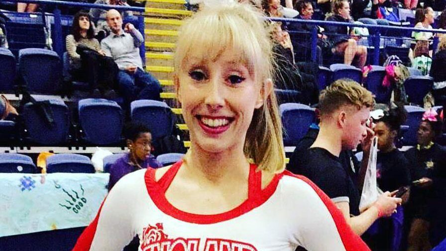 Ex-KU cheerleader hopes to represent England for second time