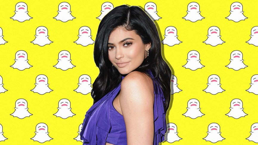 Kylie Jenner tweets about Snapchat update and the internet goes bonkers