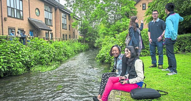 Middle Mill named most energy efficient halls. Photo: Kingston University