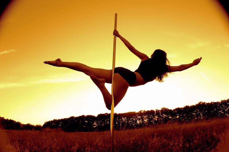 Obsessed with pole dancing: Stephanie Johnson talks about her life as a pole dancer and why it is political