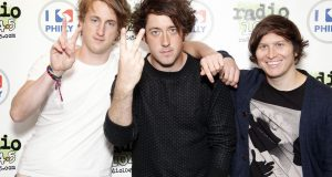 The Wombats' new album Beautiful People Will Ruin Your Life is out now Photo: MediaPunch/REX/Shutterstock (1930434b)