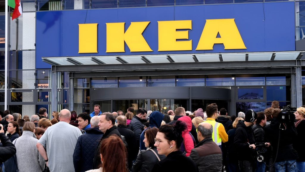 Here's to you Ingvar Kamprad and IKEA – for filling our student houses with flat-pack brilliance