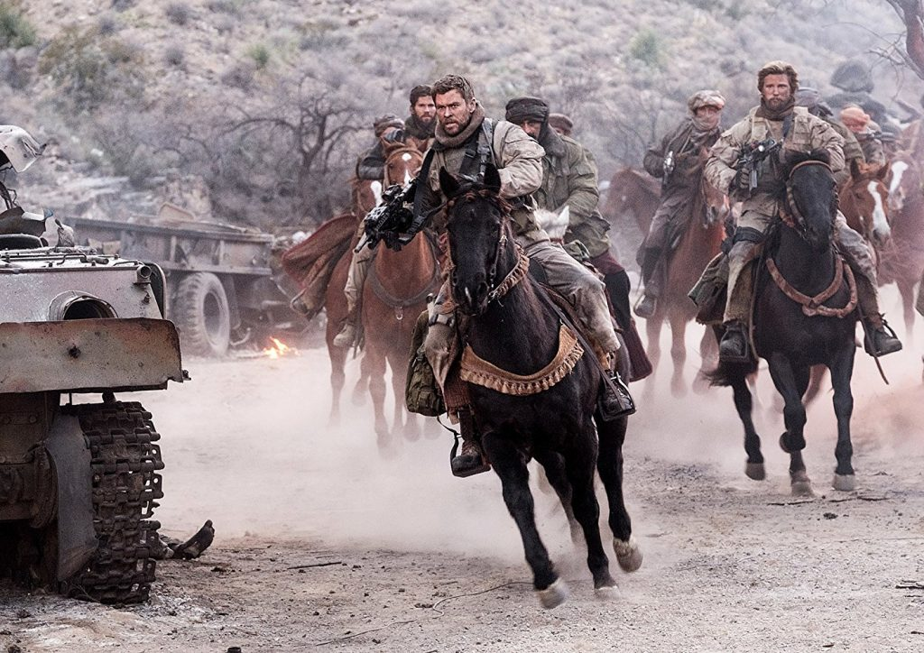 12 Strong: One too many post 9/11 dramas