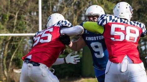 Kingston Cougars win Championship title to secure promotion back to the Premiership