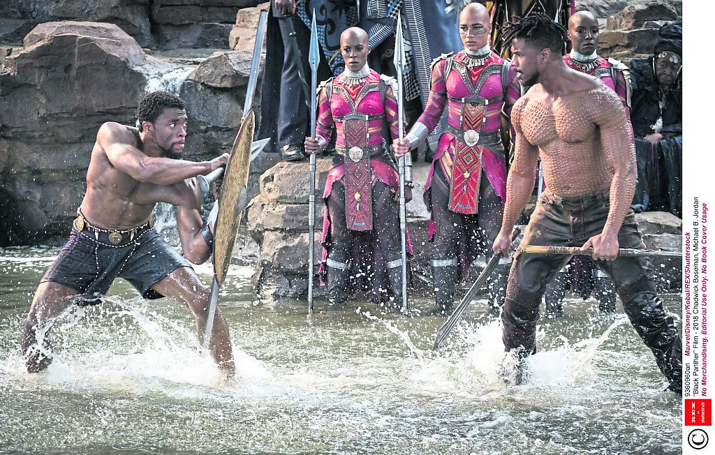 Black Panther helps Marvel films mutate for the better