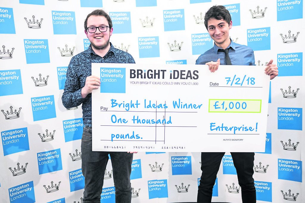 Bright Ideas winners solved every Netflix-watcher's problem