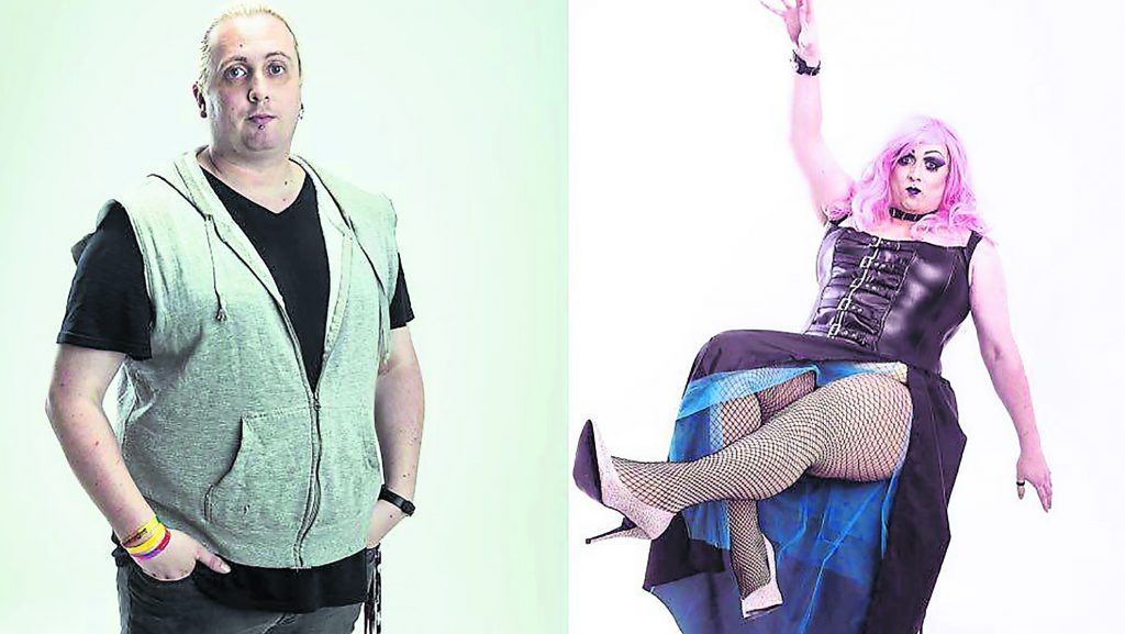 Hamish Archibald on gender fluidity, RuPaul's hypocrisy and dressing up in drag