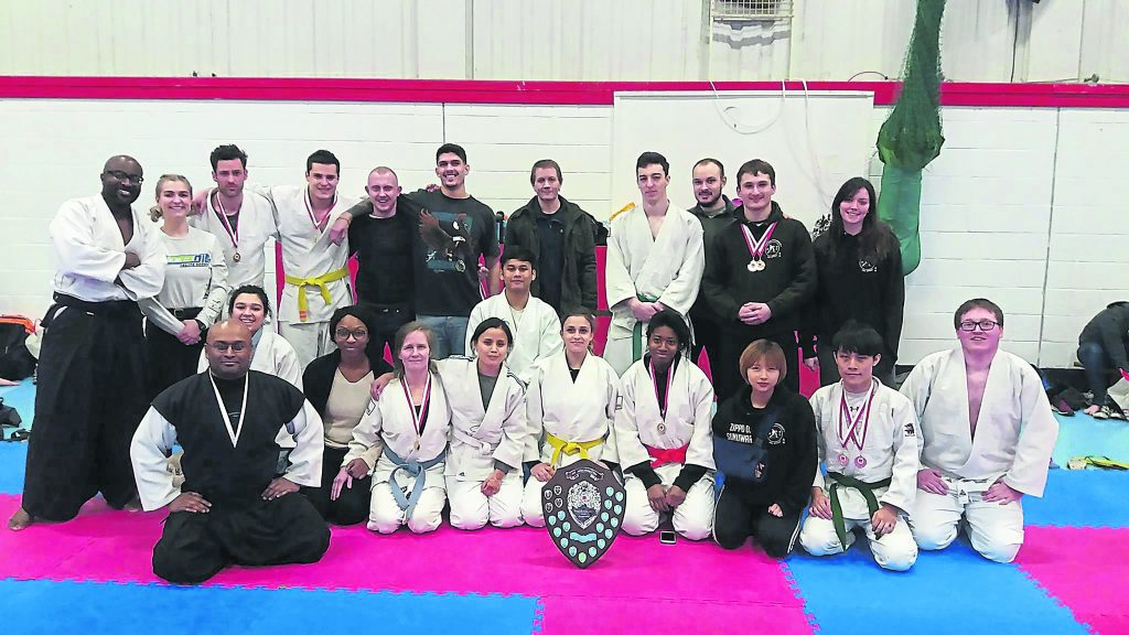 Kingston jiu jitsu wins national championship for third year in a row