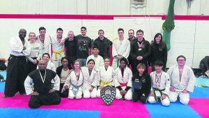 Kingston jiu jitsu wins national championship for third year in a row