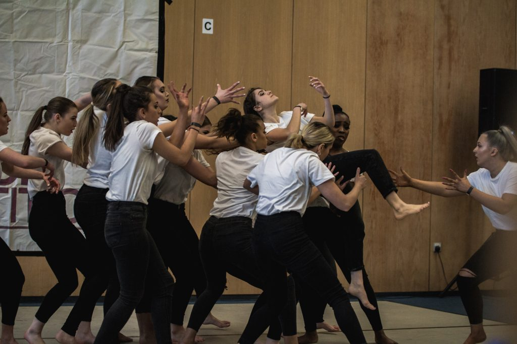 Mixed season so far for Kingston Dance Teams