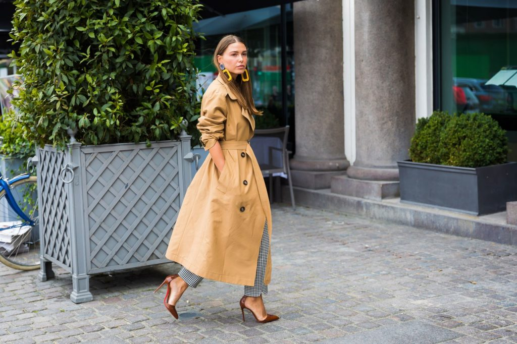 The best trench coats on a student budget
