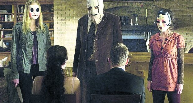 The strangers is 2018 must see horror film                                Photo: Rex