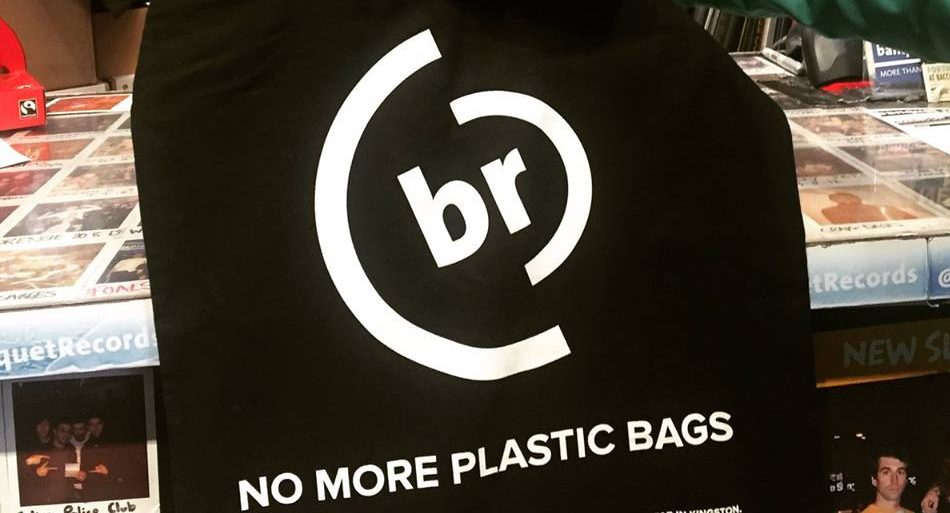 Banquet's new cotton totes Photo: Banquet Records/Facebook