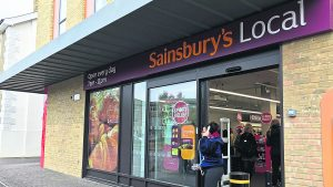 New Sainsbury's is harming our trade, say shopkeepers