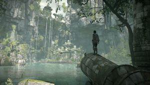 Experience stunning environments in the forbidden land Photo: Sony