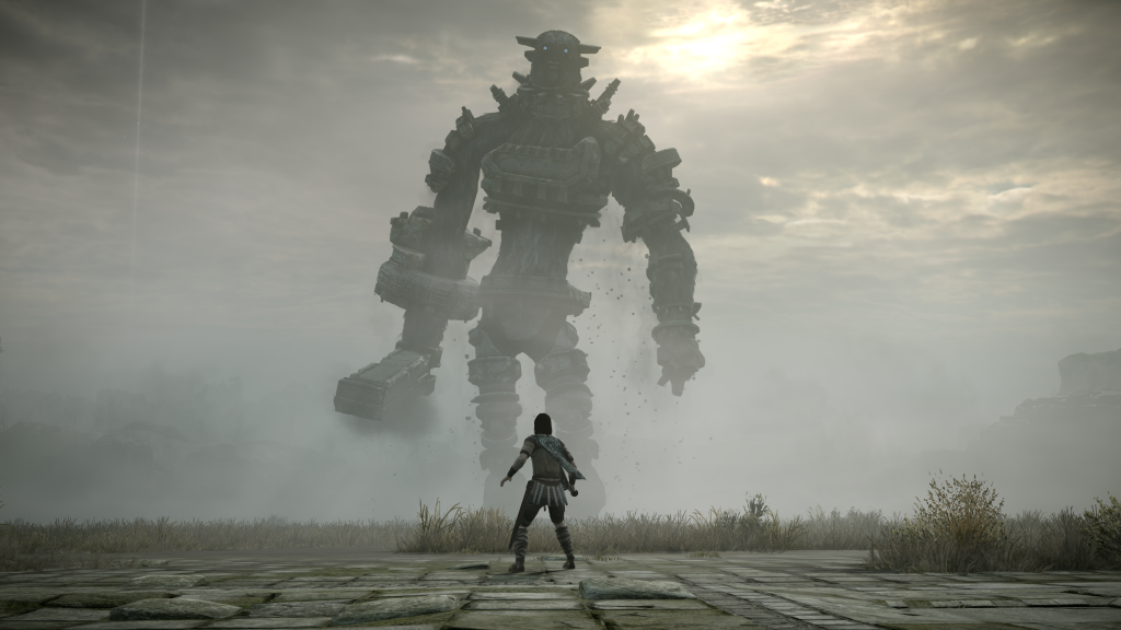 Shadow of the Colossus takes its deserved place as the best remaster on PS4