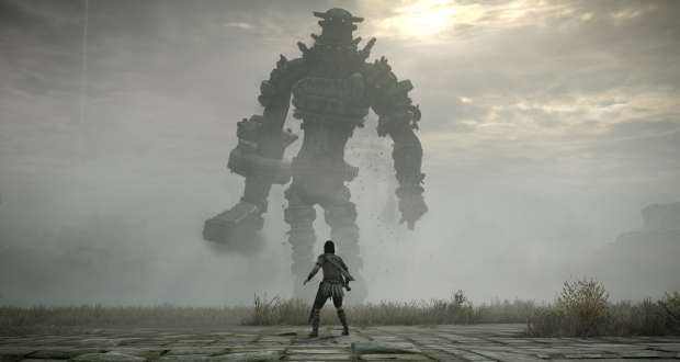 Jump back into the world of Shadow of the Colossus on February 7 Photo: Sony