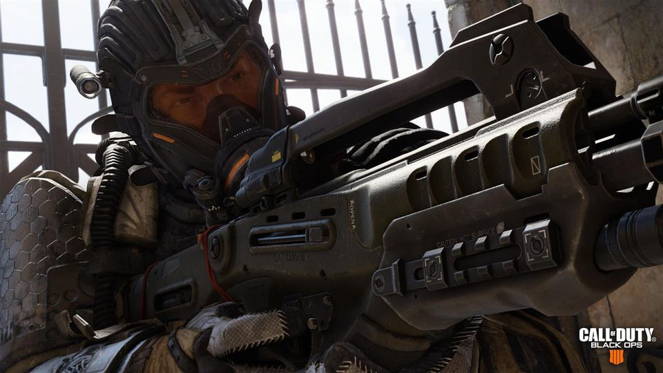 Black Ops 4, fast-paced action revives series