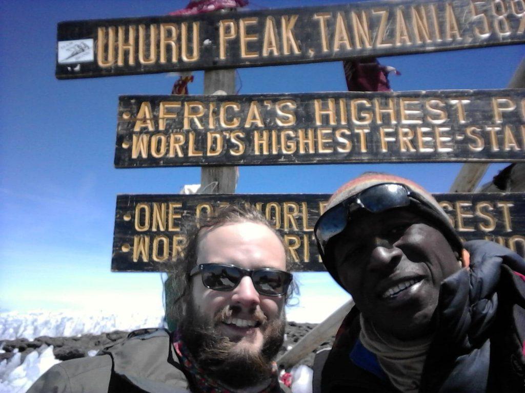 KU student conquers Kilimanjaro