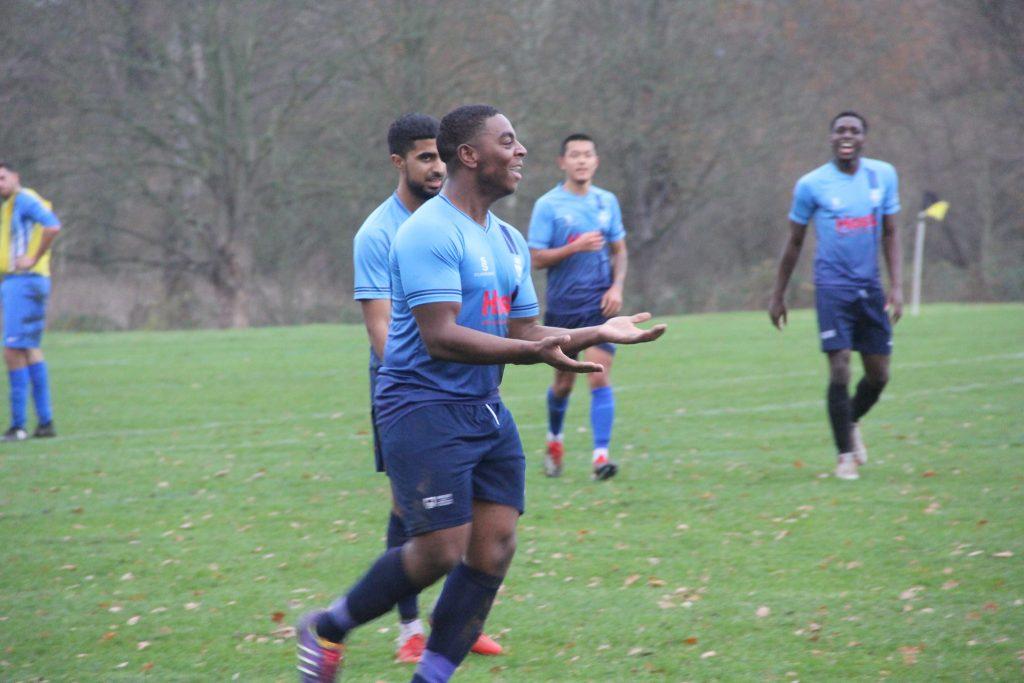 Kingston football put seven past London School of Economics in a dominant performance