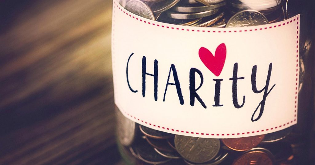We need to be more responsible about charity