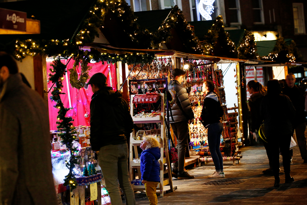 What's on in Kingston this Christmas