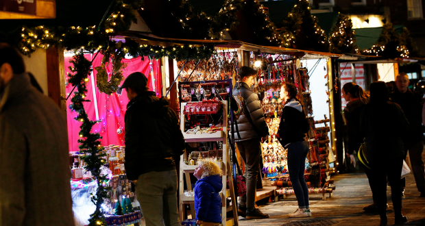 Kingston Christmas Market Photo: InKingston