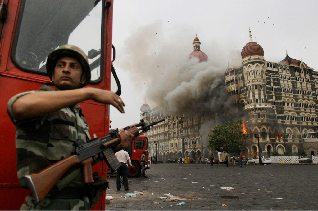 River journalist talks about experience of witnessing 26/11 Mumbai attacks