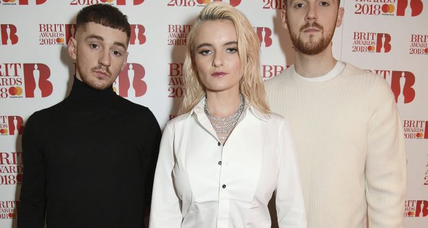 Jack Patterson, Grace Chatto and Luke Patterson