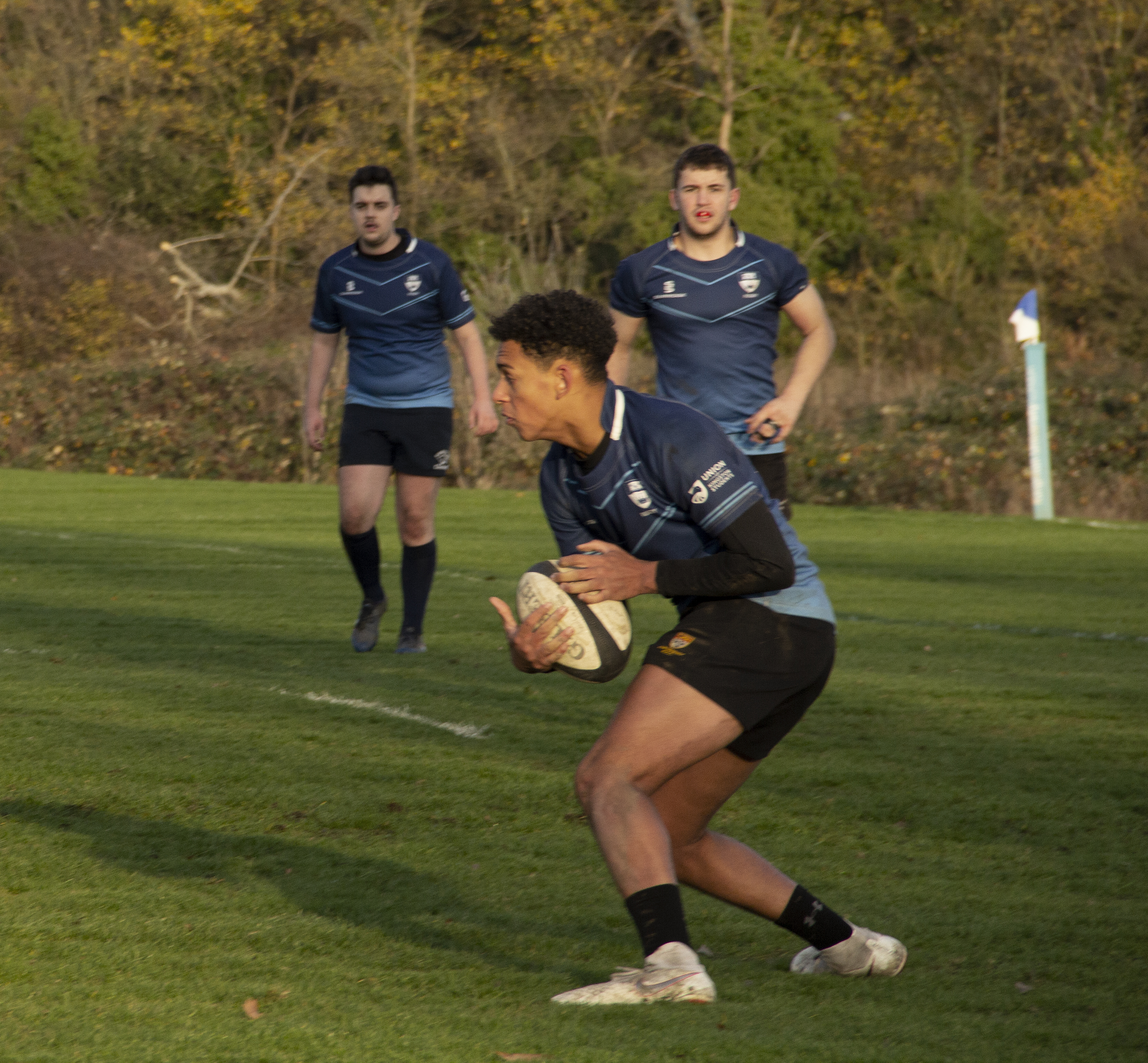 """KU rugby's dream of """"doing the double is still alive"""""""
