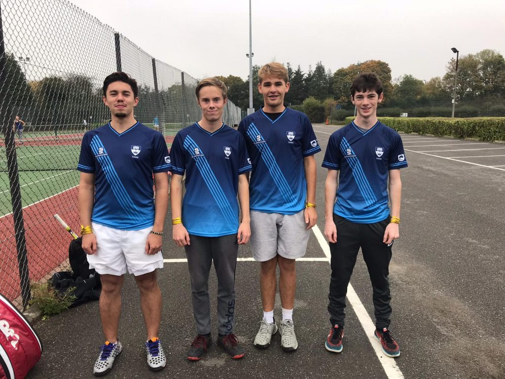 """I am not a cheat,"" tennis president says after clash during Kingston cup loss against SOAS"