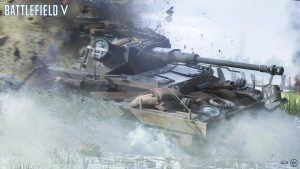 Battlefield V returns with a large amount of drive-able vehicles Credit: EA