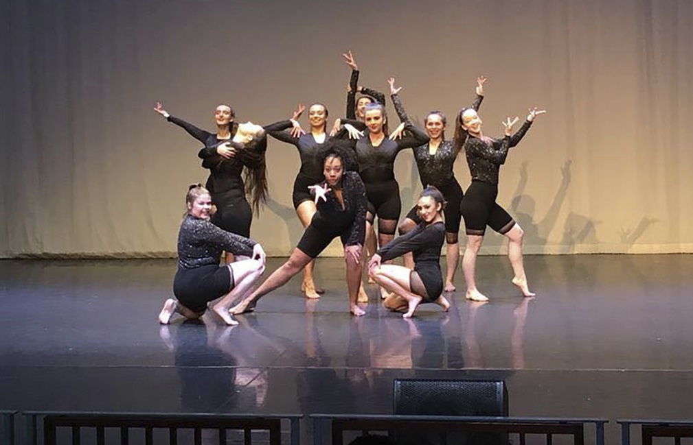 Kingston University dance win 7 trophies at Kings College London