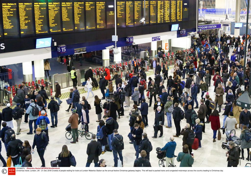 Rail fares increase more than 3 per cent