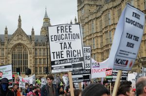 Wealthy students avoid £6K of interest on tuition fees: it's not fair