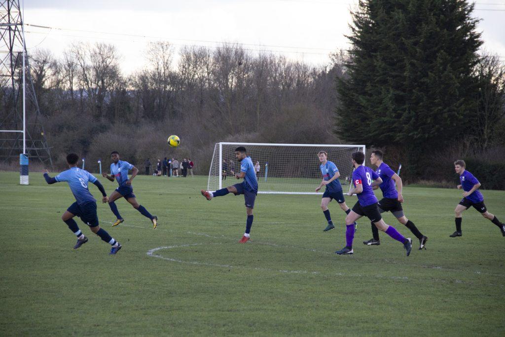 Kingston Men's Firsts score nine in ten goal thriller