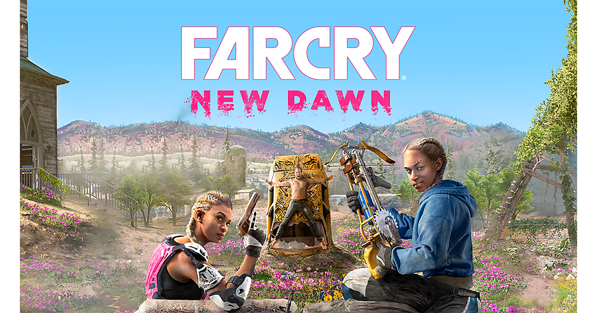 Farcry New Dawn: Are you sur-really serious?