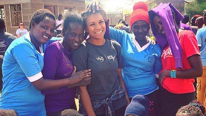 Graduate develops empowerment project for young Kenyan girls