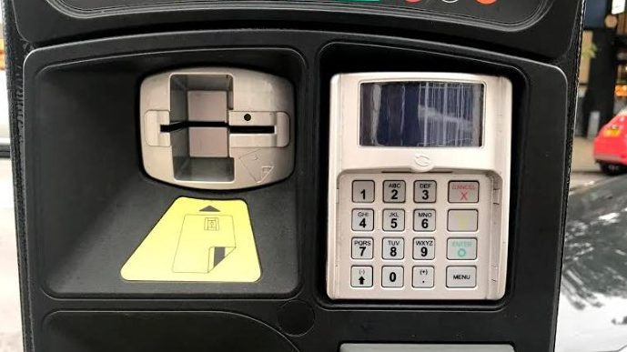 Kingston residents are becoming victims of a new pay and display scam