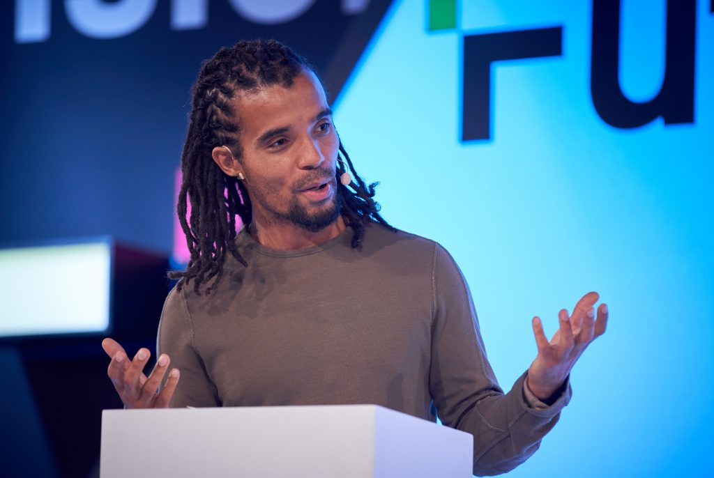 Rapper Akala kicks off Kingston's celebration of Black History Month