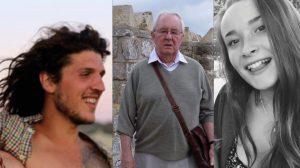 Parents pay tribute to KU students; awarded degree posthumously