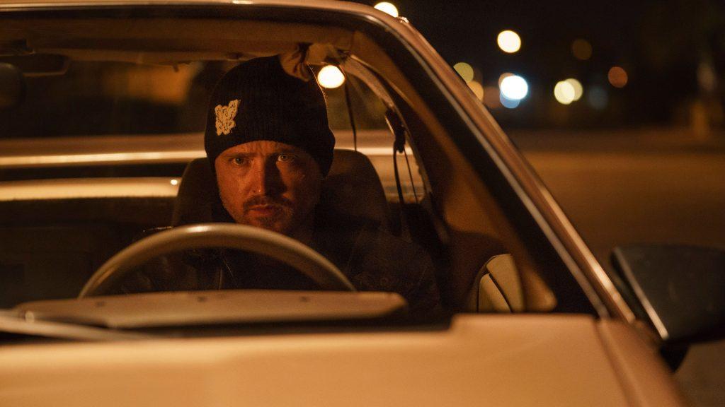 Jesse Pinkman breaks free in Breaking Bad movie El Camino