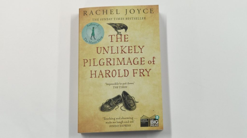Big Read 2019 review: The Unlikely Pilgrimage of Harold Fry