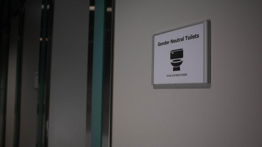 KU student demands more gender neutral toilets